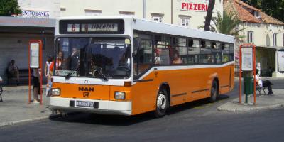 Bus Dubrovnik