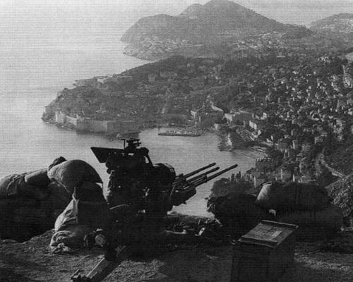 Guerre de  Croatie
