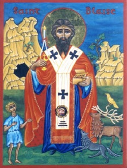 Saint Blaise Dubrovnik