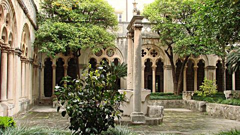 Couvent des Dominicains Dubrovnik