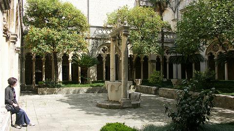 Couvent des Franciscains Dubrovnik