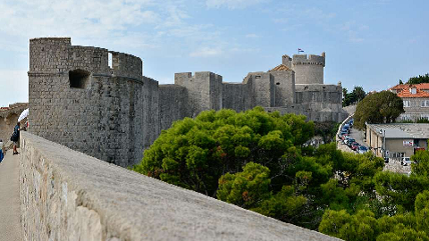 Fort Minceta Dubrovnik