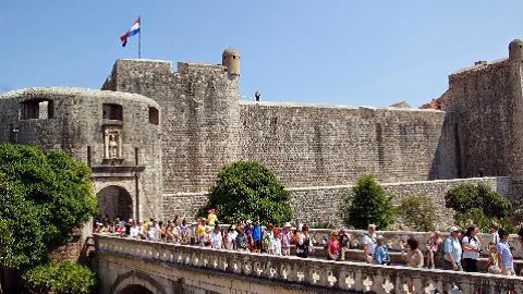 Porte Pile de Dubrovnik