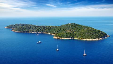 Ile de Lokrum Dubrovnik