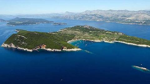Iles Elaphites Dubrovnik