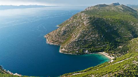 Peninsule de Peljesac Dubrovnik