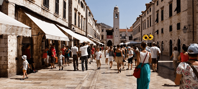 Visiter Dubrovnik en une journée